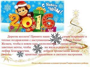Отдел образования Администрации Гавриловского района
